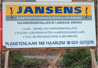 Electricien in Haarlem